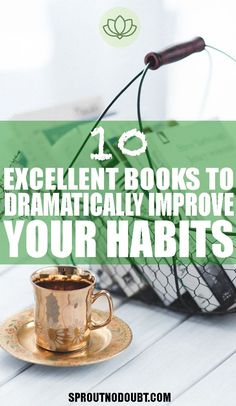 When we first take a high level view of our lives then drill into the details, we can usually identify habits in the ways that we think, feel, or perceive that aren't serving us or others in a positive way. These books can be a starting point to shed a light on some of those habits and even help change them.
