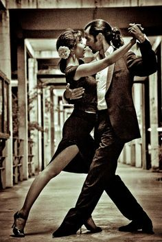 The Dance of the Heart - The Argentine Tango.  In the late 1800's, millions of European immigrants arrived on the shores of the Rio de la Plata in South America, in the two port cities of Montevideo, Uruguay and Buenos Aires, Argentina.  Most of the immigrants were single young men who brought their music: the violin, the flamenco guitar, the bandoneon and their dances: the waltz, the mazurka and the polka mixed them with Argentine, Cuban and African and The Argentine Tango was born.