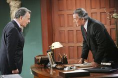 The Young and the Restless Spoilers: Ian Ward and Austin In Cahoots? Is Austin Related To Ian or Joe Clark? Ian Ward, Ray Wise, Young And The Restless, Entertaining, Soaps, Style, Hand Soaps, Swag, Soap