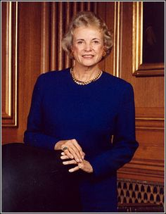 1981-09-25 O'Connor becomes 1st woman Supreme Court Justice