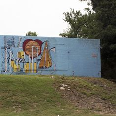 """I Love Memphis Mural – """"Abstract Love"""""""