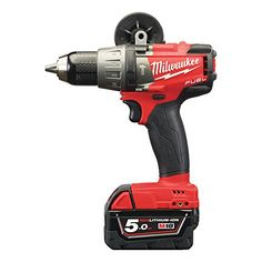 Milwaukee Perceuse Batterie Onedd / Version 0 (sans / Chargeur) One-Key™ Milwaukee Tools, Milwaukee Combo Kit, Milwaukee M18, Cordless Drill Batteries, Cordless Power Tools, Cordless Hammer Drill, Driver Tool, Drill Driver, Tools And Equipment