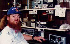 Photo sent into the CBGAZETTE By Reader Ham Radio, Captain Hat