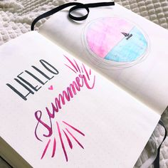 Bullet Journal Title Page, Bullet Journals, Brain Book, Household Binder, Cover Pages, Journal Ideas, Bujo, Planners, Hand Lettering
