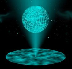 sci fi planet hologram - Google Search