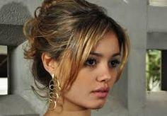 Resultado de imagem para penteados para cabelos lisos pouco e curto