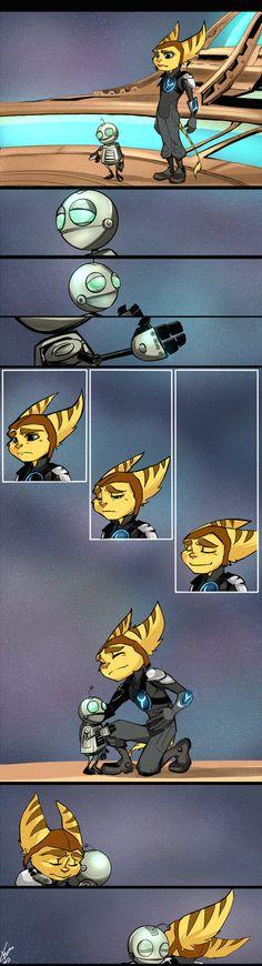 I love Ratchet and Clank's friendship Neko, Game Character, Character Design, Jak & Daxter, Cartoon Video Games, Fanart, Hero Time, Crash Bandicoot, Old Games