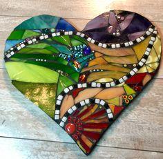 Mosaics Mosaic Stepping Stones, Stone Mosaic, Mosaic Glass, Stained Glass Patterns, Mosaic Patterns, Stained Glass Art, Mosaic Crafts, Mosaic Projects, Mosaic Wall