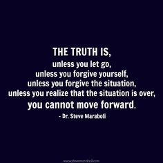 The #truth is, unless you let go, unless you #forgive yourself, unless you... pic.twitter.com/6CIgwydW6a