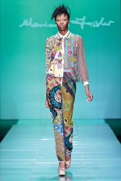 Afrika-modeweek   Marianne Fassler