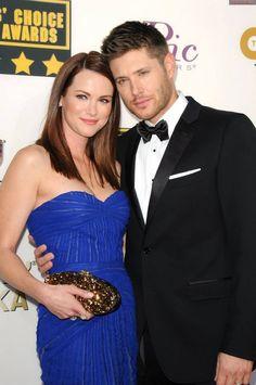 Perfect <3 #JensenAckles #DanneelHarris #CriticsChoice