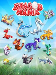 Pin Na Doske Dragon Mania