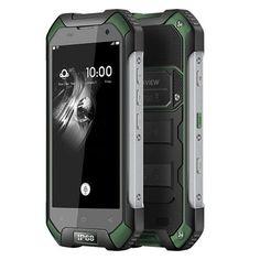 Original Blackview BV6000S 16GB/2GB Network 4G IP68 Waterproof Shockproof 4.7'' Android 7.0 MTK6735 MTK6737T Quad-core 1.3GHz #unlockedcellphones