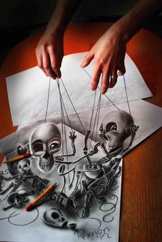 3D-Optical-Illusion-Style-by-Ramon-Bruin-10