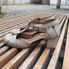 Sapato Leila areia Comparsaria