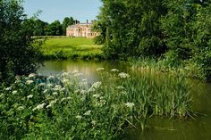 An immaculate estate–turned–countryside hotel in Hampshire, England, the sophisticated Heckfield Place hotel is located on 400 acres and has restaurants by chef Skye Gyngell, a biodynamic farm and gardens and a cinema with cultural events. Countryside Hotel, English Countryside, Places Open, Scenic Wallpaper, Hampshire England, Country House Hotels, World 2020, Town And Country, Country Life