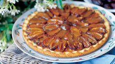 Date tart Sbs Food, Yummy Snacks, Tarts, Dinner, Desserts, Recipes, Kitchens, Mince Pies, Dining