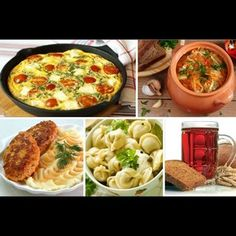Простые блюда на каждый день