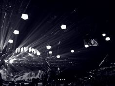 Set Design Assistant at Eurovision Song Contest 2013