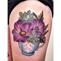 Ash Timlin Imperial Tattoo, Toronto, Canada@ashtimlin