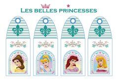 THEME LES CONTES DE FEES PAR ROYAUMES .....N° 2 - 1 et 2 et 3 DOUDOUS * PATRONS* PATTERNS * GABARITS FETE A THEMES POUR ENFANTS Princess Party, Sleepover, Beauty And The Beast, Disney Princesses, Wraps, Gift Wrapping, Scrapbook, Perrault, Paper