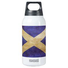 Scotland, Scotland, Scotland 10 Oz Insulated SIGG Thermos Water Bottle