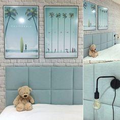 Realizacja: #styleathomepl #zagłówek #tapicerowanie #tapicer #zasłony #pokojdzieciecy #pokojdziewczynki #tkanina #tkaninydekoracyjne #dekoracje #dekoracjeokienne #dekoracjetekstylne #aranżacja #szycienazamówienie #szycie #szycienamiare #projekt #okna #wnętrza #miętowy #curtains #childrenroom #interior #interiordesign #window #fabric #home #homedecor #headboard