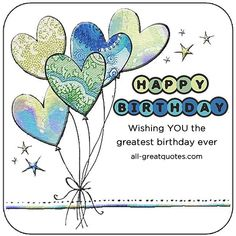 The 1462 best free happy birthday cards for facebook images on share free happy birthday greeting cards on facebook all greatquotes happybirthday m4hsunfo