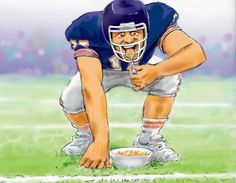 Football Season here we come!   Storyboard Artist: Ron Wennekes