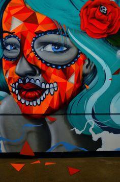 Grafitti Art / por Paola Geoffroy en 500px