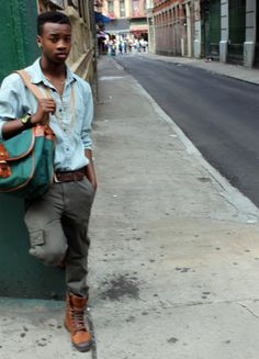 Men's Fashion | Ken Rebel