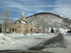Silverton, Colorado. Winter, 2012