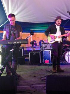 So glad to see my boys together again @ Glastonbury 2014.