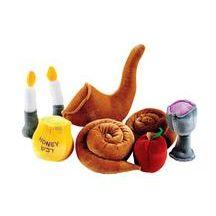 Plush Rosh Hashanah set for toddlers