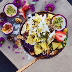 That buzz you get after eating wholesome food  felt a bit like summer eating this in the sun t...