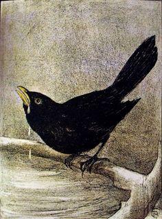 Theodoor van Hoytema (1863-1917) (300 работ)