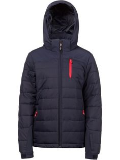 Protest Ground Blue Nocton 16 Womens Snowboarding Jacket