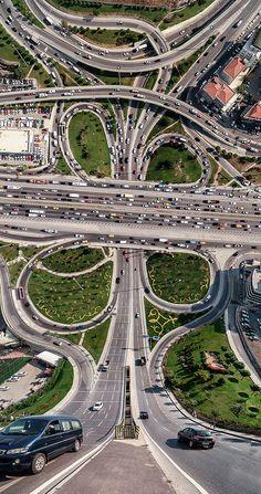 ˚Cross Road by Aydın Büyüktaş