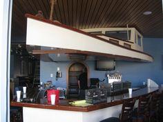 bar+made+from+boat | Boat Bar