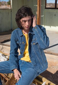 Carhartt WIP has headed to Joshua Tree to shoot its new SS17 editorial and here are the looks. Find out what's in store right here.