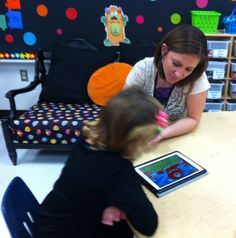 Single ipad in the classroom