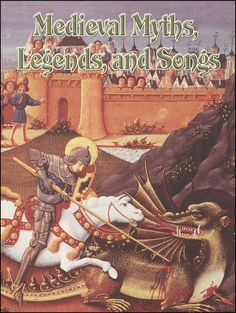 Medieval Myths, Legends, and Songs | Main photo (Cover)
