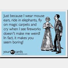 I know.... I love Disney