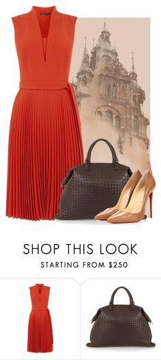 """Untitled #1580"" by dishalovesthat ❤ liked on Polyvore featuring Bottega Veneta and Christian Louboutin"