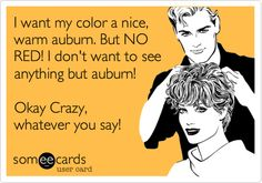 Ugh .. roll eyes, get color book and show them the difference between warm and cool colors ... so irritating lol