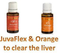 Young Living Essential Oils: Liver