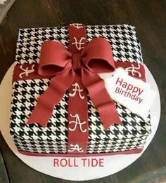 roll tide birthday images Roll Tide Alabama Cake Birthday