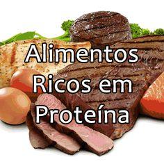 GIF Alimentos ricos em proteína