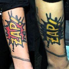 Zayn Malik sleeve tattoos ZAP! tattoo | Zayn malik tattoos ...