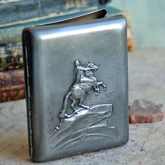 vintage cigarette case... Home Decor... Jun 10 by CoolVintage, $24.50